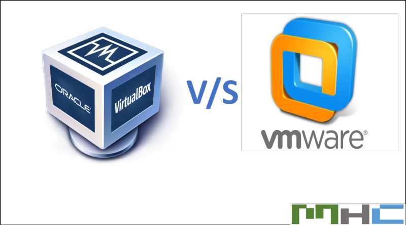 VirtualBox or Vmware comparison (VirtualBox vs Vmware)