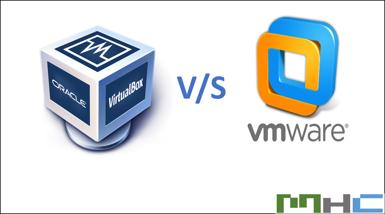 virtual box or vmware comparison