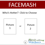 how to create your own facemash like website