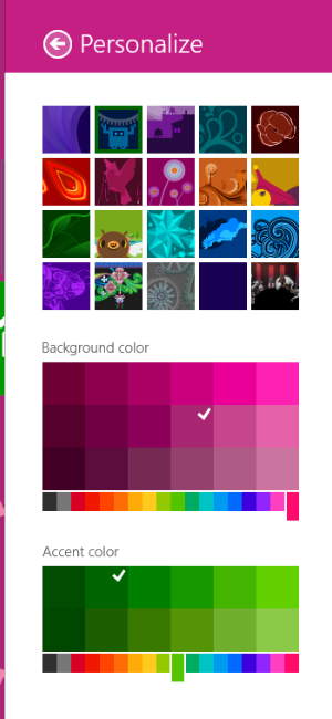 How to Change Start Menu Icons [ Customize ] in Windows 8 personalize