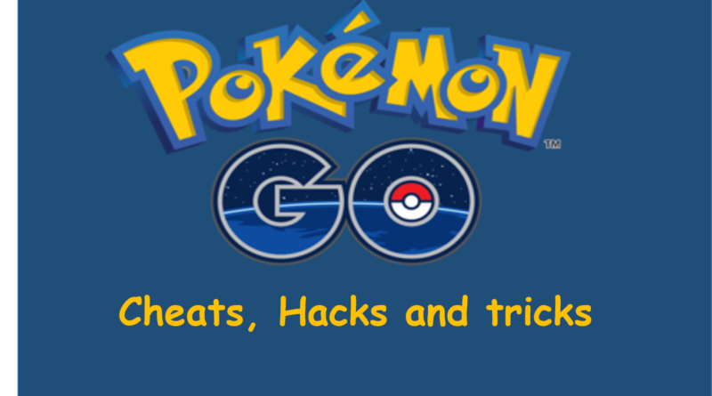 Pokemon Go cheats, hacks, tricks and everything you need to know